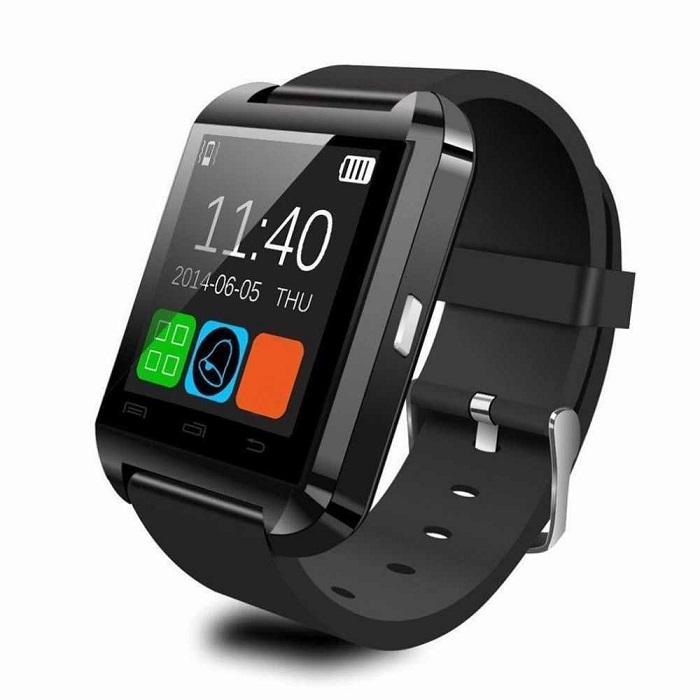 Умные Часы Smartwatch U8, Цвет Черный