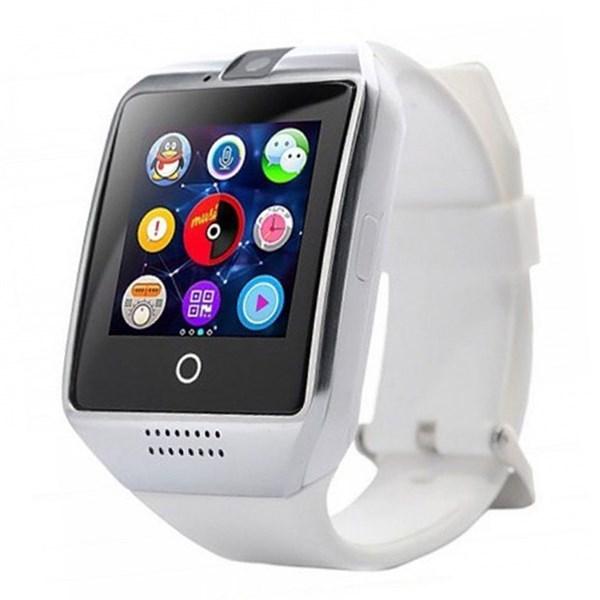 Умные часы Smart Watch Q18, цвет белый