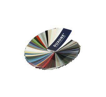 Duxone Цветной веер 2К Topcoat