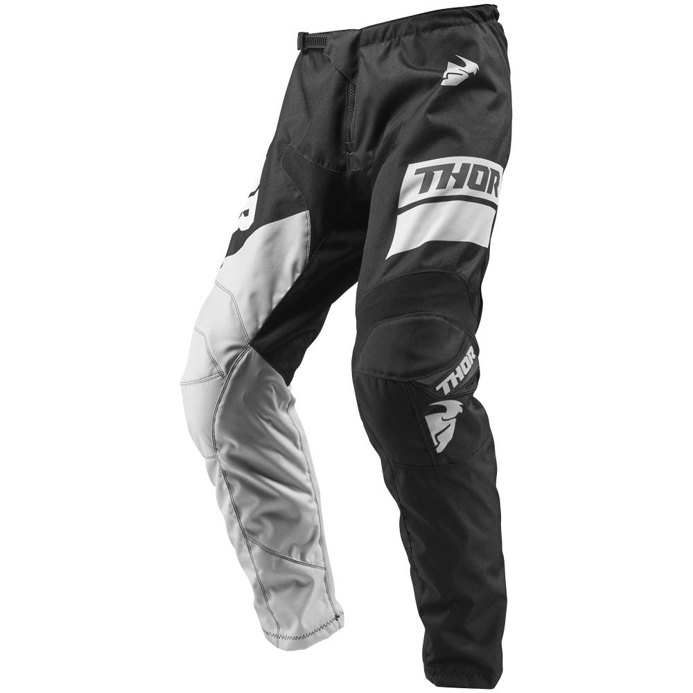 Thor - 2019 Sector Shear Black/Grey штаны, черно-серые