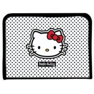"Папка на молнии А4 пластик ""Hello Kitty"" (арт. 416-0010-HK/CW)"