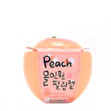 Urban Dollkiss Peach All-in-one Peeling gel Гель-скатка персиковая Все-в-одно 100 мл