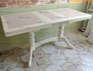 Стол обеденный прямоугольный Грэксон-2 (ВМК Шале) (120/150х70х75)