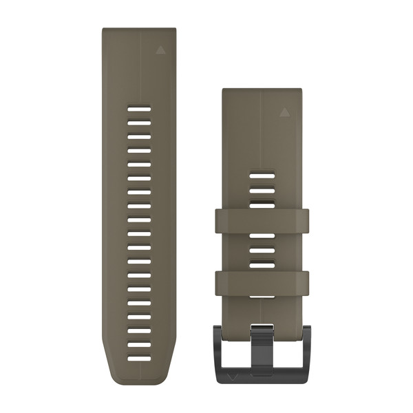 Ремешок сменный QuickFit 26мм светло-коричневый