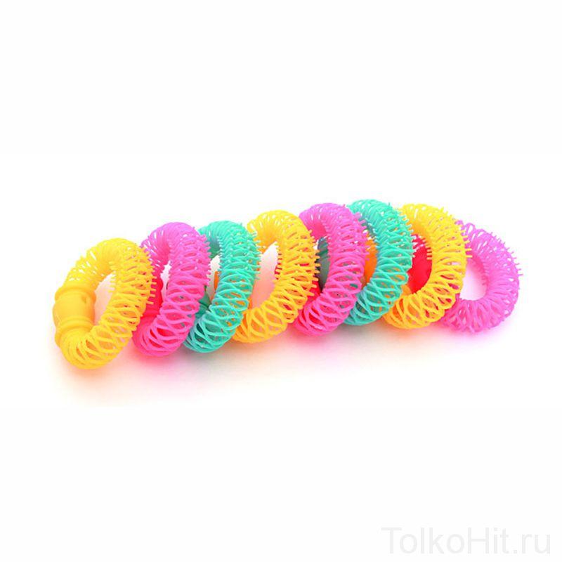 Бигуди спиральные FASHION HAIR ROLLER