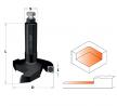 CMT 663.004.11 Фреза Z3 с тремя сменными поворотными ножами для слэбов HM Z3 D60x12x80 RH S12 RH