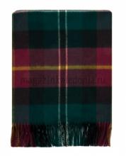 Легкий шотландский плед, тартан  деревушки Тилинг TEALING TARTAN, плотность 6.