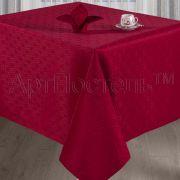 Набор столового белья Шарлотта бордо