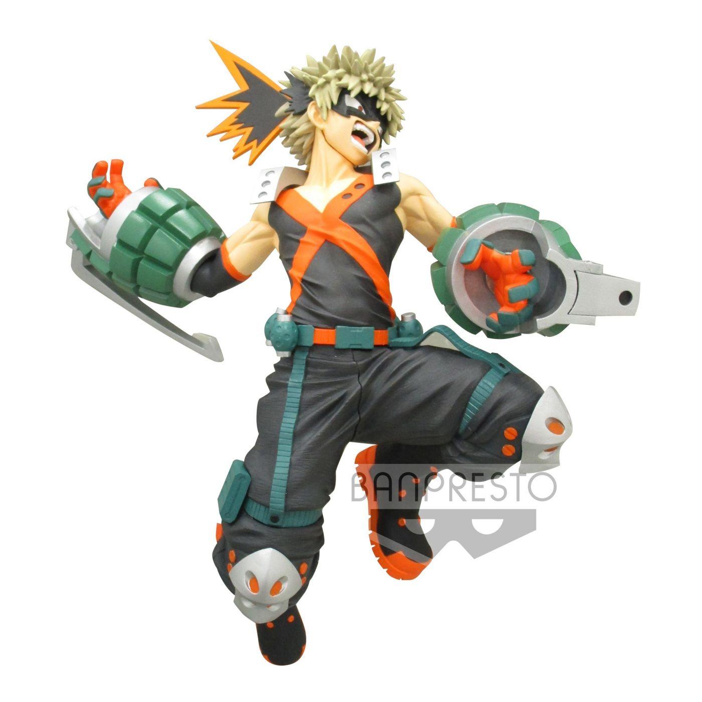 Моя Геройская Академия My Hero Academia - Vol.3 Bakugo Katsuki Бакуго Кацуки