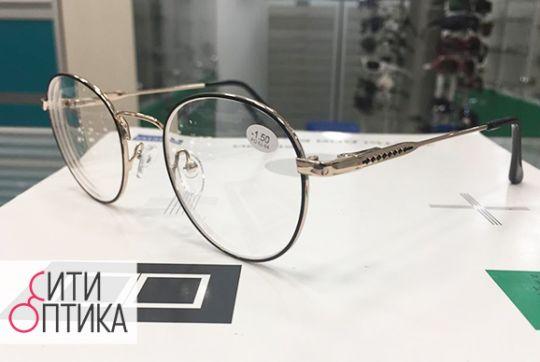Готовые очки EAE Italy Design 1004 Gold