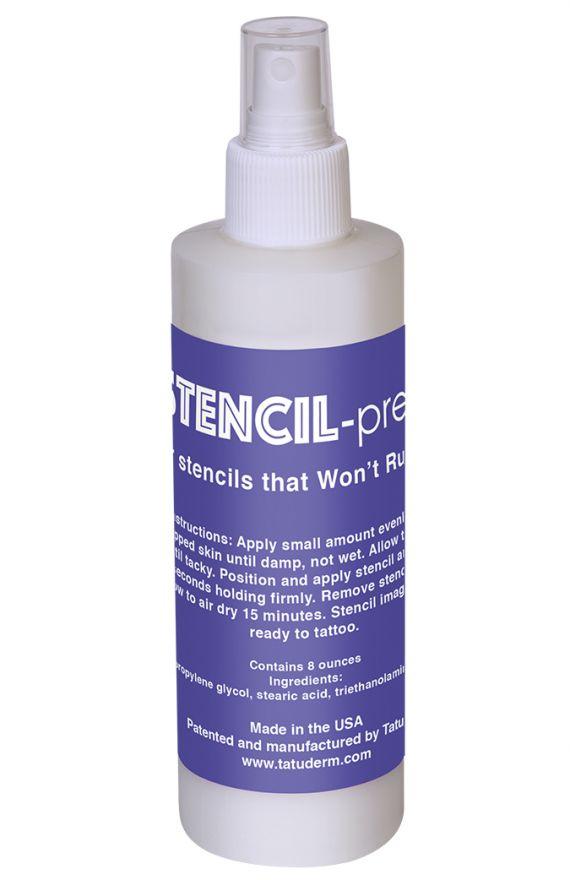 InkJet Stencils - Prep Spray