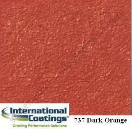 Краска пластизолевая 737 Dark Orange (3,8 л.)