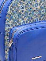 Рюкзак ELEGANZZA Z05-115 multicolor-royal blue