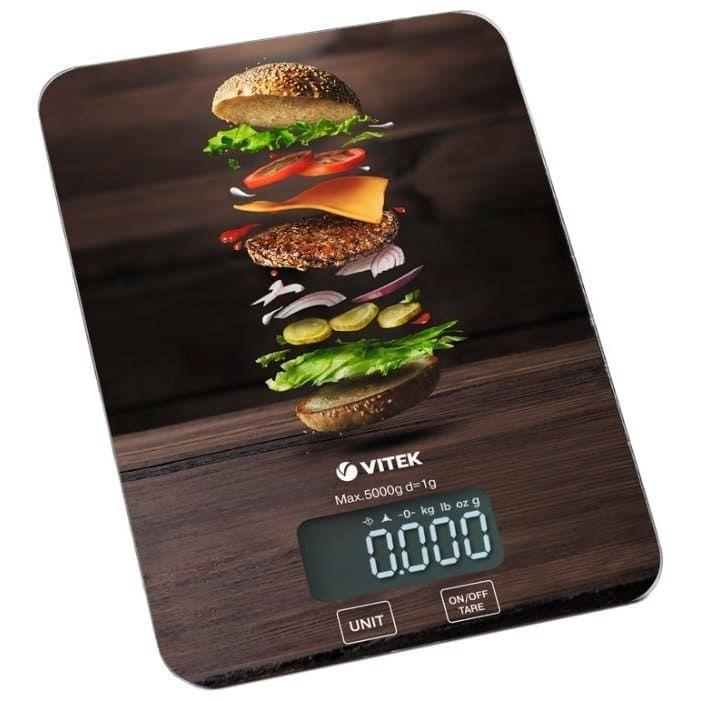 Кухонные весы Vitek VT-2428BK
