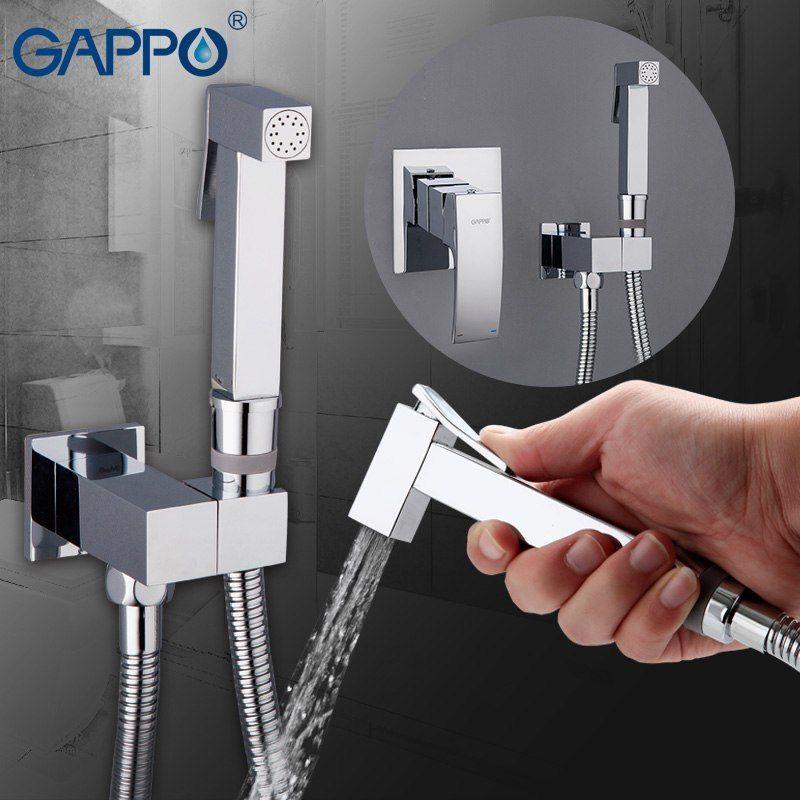 Гигиенический смеситель Gappo  G7207 Jacob