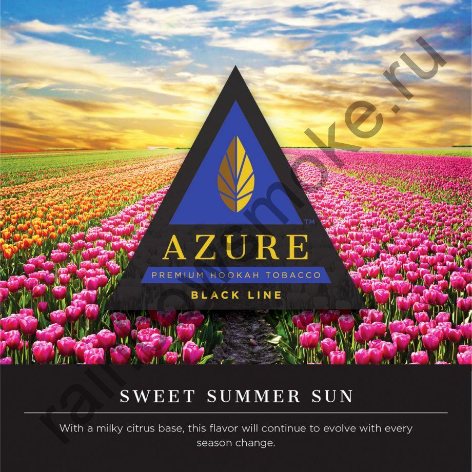 Azure Black 250 гр - Sweet Summer Sun (Сладкое Летнее Солнце)