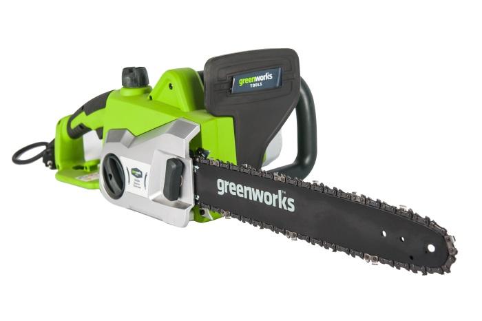 Пила цепная электрическая Greenworks GCS1836 (20217)