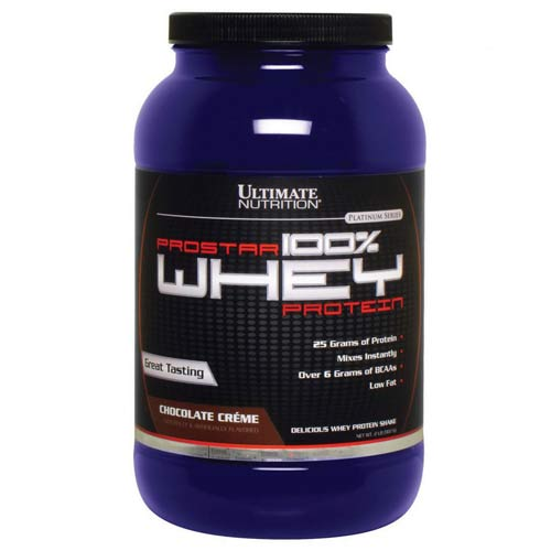 ProStar Whey от Ultimate Nutrition 2 lb 910 гр БАД