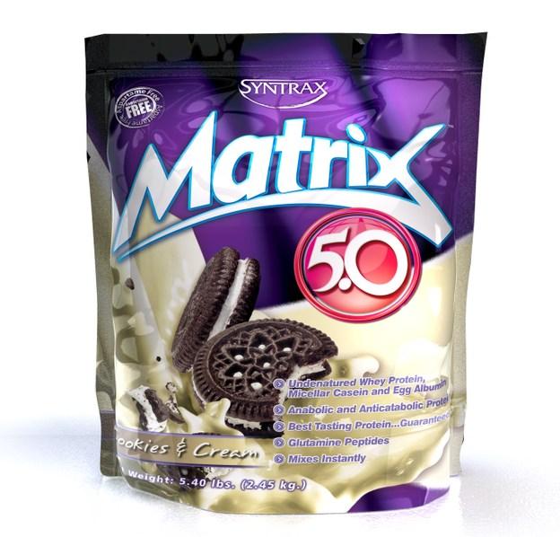 Matrix от Syntrax 2290 гр 76 порций