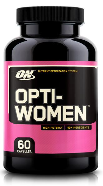 Opti-Women от Optimum Nutrition 60 капсул_