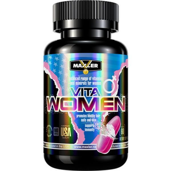 VitaWomen от Maxler, 90 tabs_