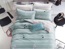 Комплект постельного белья Сатин SL  семейный  Арт.41/349-SL