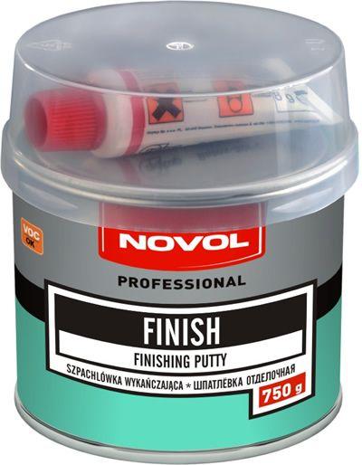 Шпатлёвка отделочная  Finish Novol 1122 0.75кг