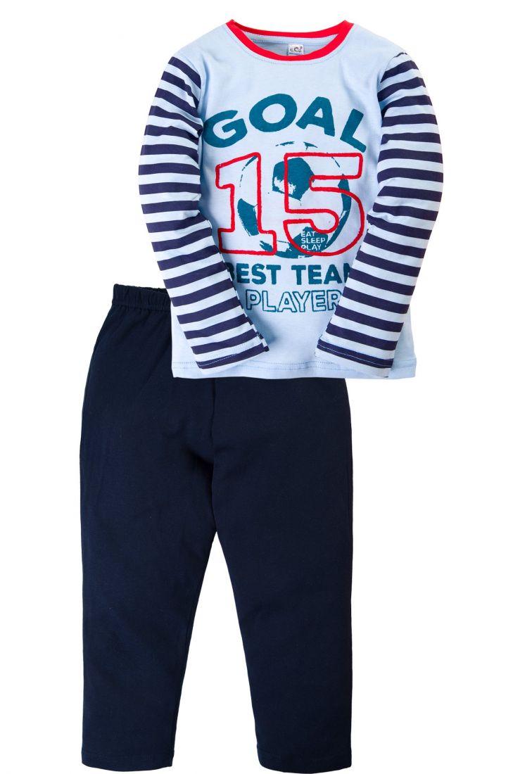 Пижама для мальчика Goal