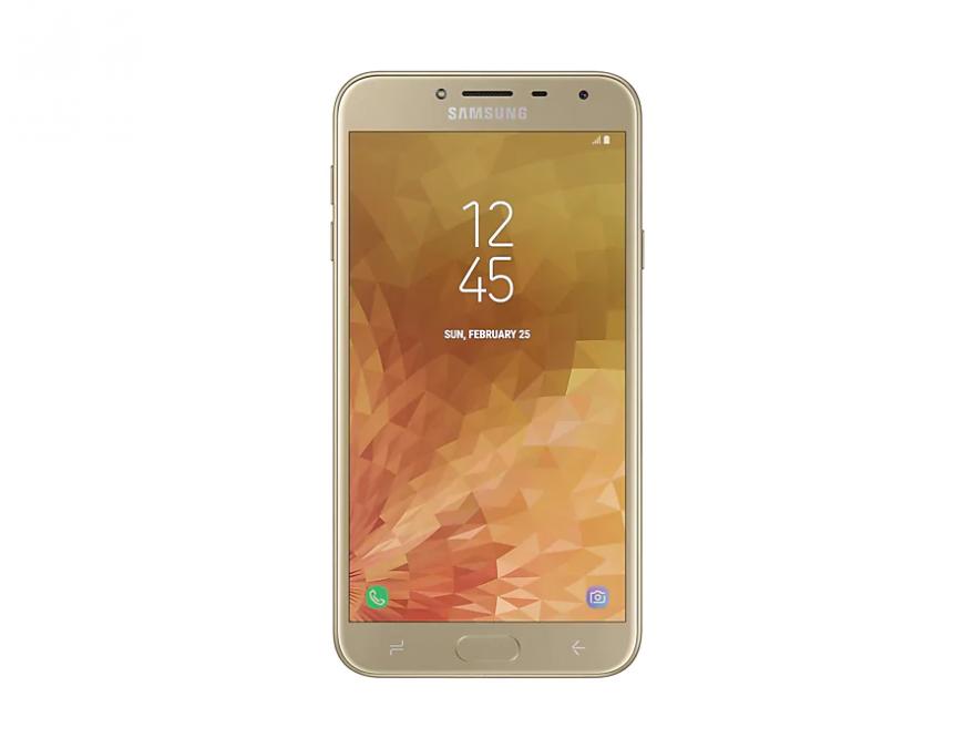 Samsung Galaxy J4 2018 (золотой)