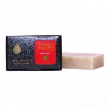 Органическое мыло Иланг-иланг, 100 гр
