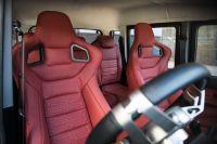 Пакет отделки интерьера (Land Rover Defender 110)