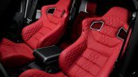 Пара спортивных сидений GTB (Jeep Wrangler)
