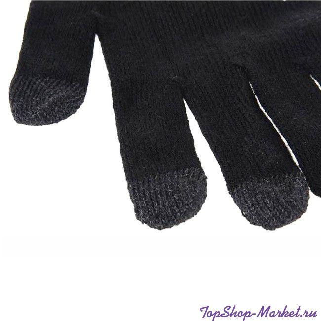 Перчатки iGlove для работы с емкостными экранами, Цвет: Серый