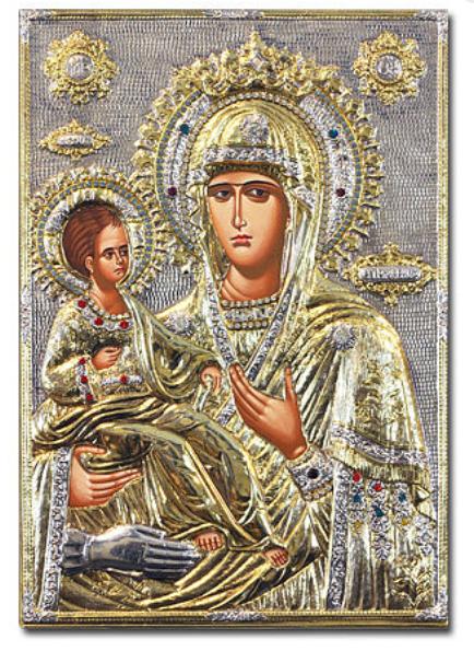 """Икона Божией Матери """"Троеручница"""""""