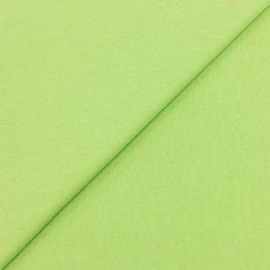Лоскут трикотажной ткани светло-зеленый
