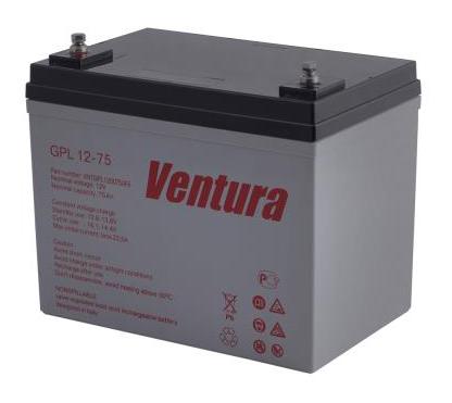 Аккумуляторная батарея GPL 12-75