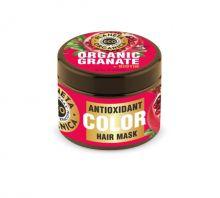 ECO Маска  для волос ORGANIC GRANATE+BIOTIN 500 мл