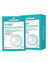 Skin Planet M-MNF solution CREAM MASK Маска для лица тканевая увлажняющая 30 гр
