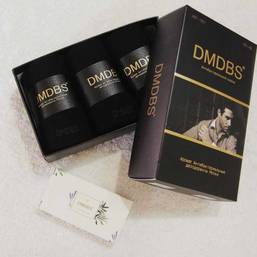 Носки мужские в коробке + МЫЛО в подарок №AF161