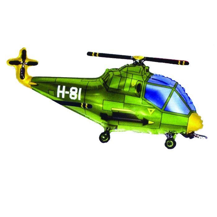 Вертолёт 56см*96см