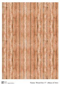 Wood  fon 17