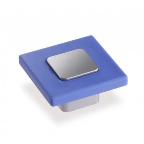 Ручка-грибок B-048 000 St светлый/ТЭП синий