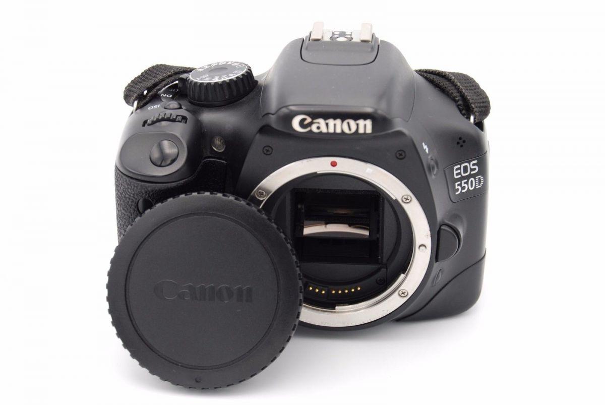 Canon EOS 550D Body(Russain Menu)