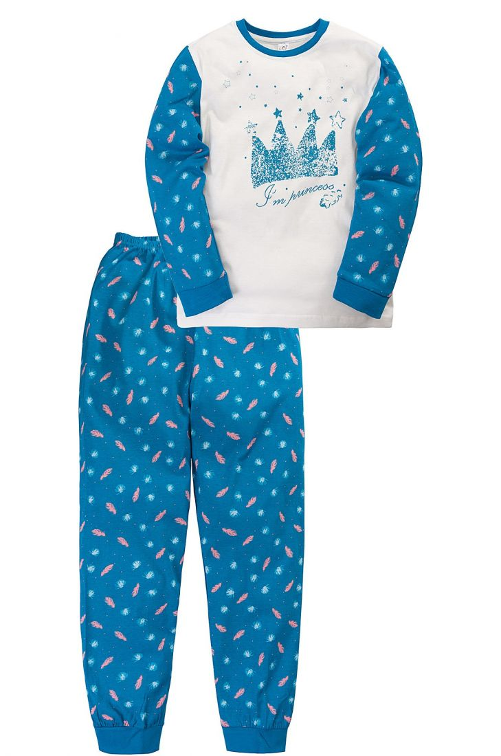 Пижама для девочки Я принцесса
