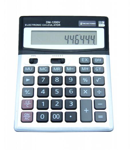 Калькулятор DM-1200V (12 разр.) настольный