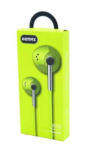 Remax R10 наушники - гарнитура