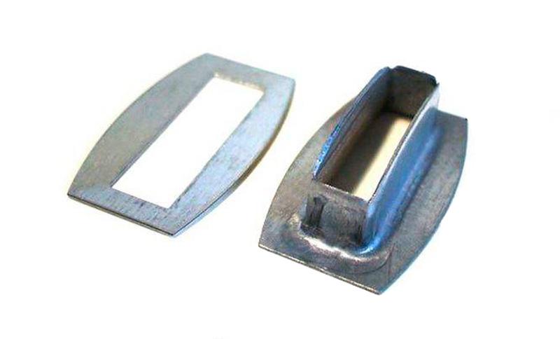 Люверс 27 х 8 мм 1000 шт (Арт: 05.27.)