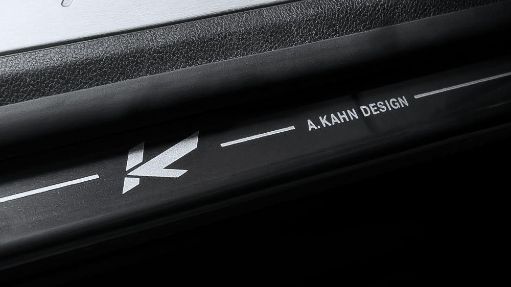 Накладки на пороги (Porsche Cayenne)