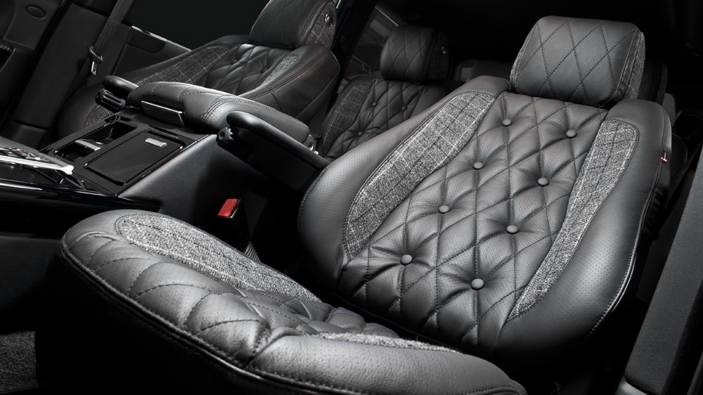 Пакет отделки интерьера HARRIS TWEED (Range Rover Vogue 2009-2012)