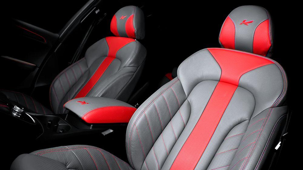 Пакет отделки интерьера (Audi Q5)